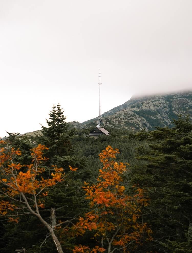 Mt Mansfield in Vermont 2