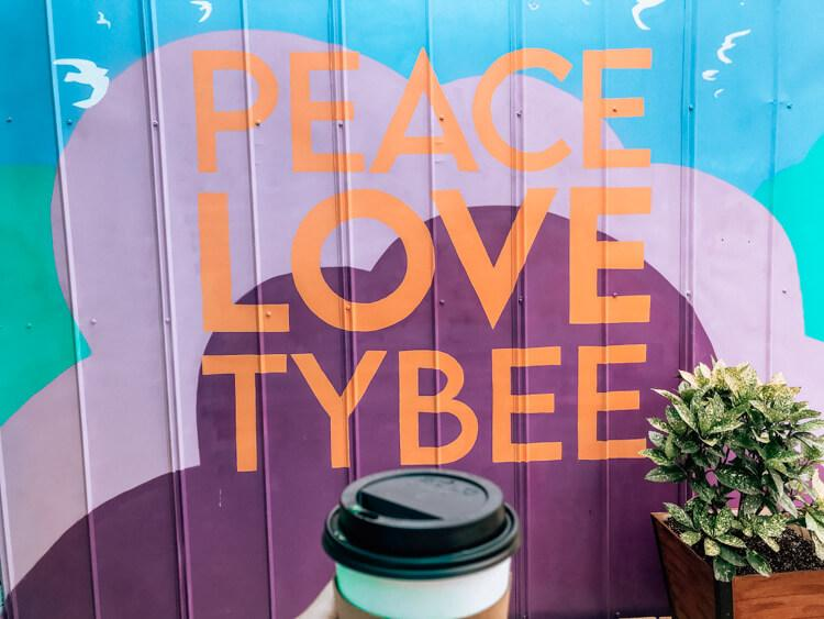 Peace, Love, and Tybee