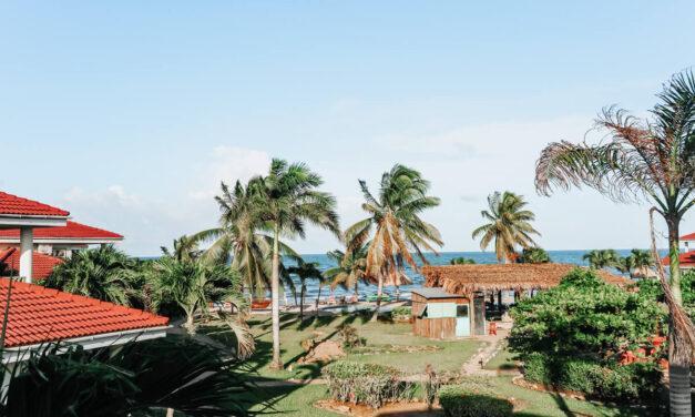 Travel to Hopkins Belize