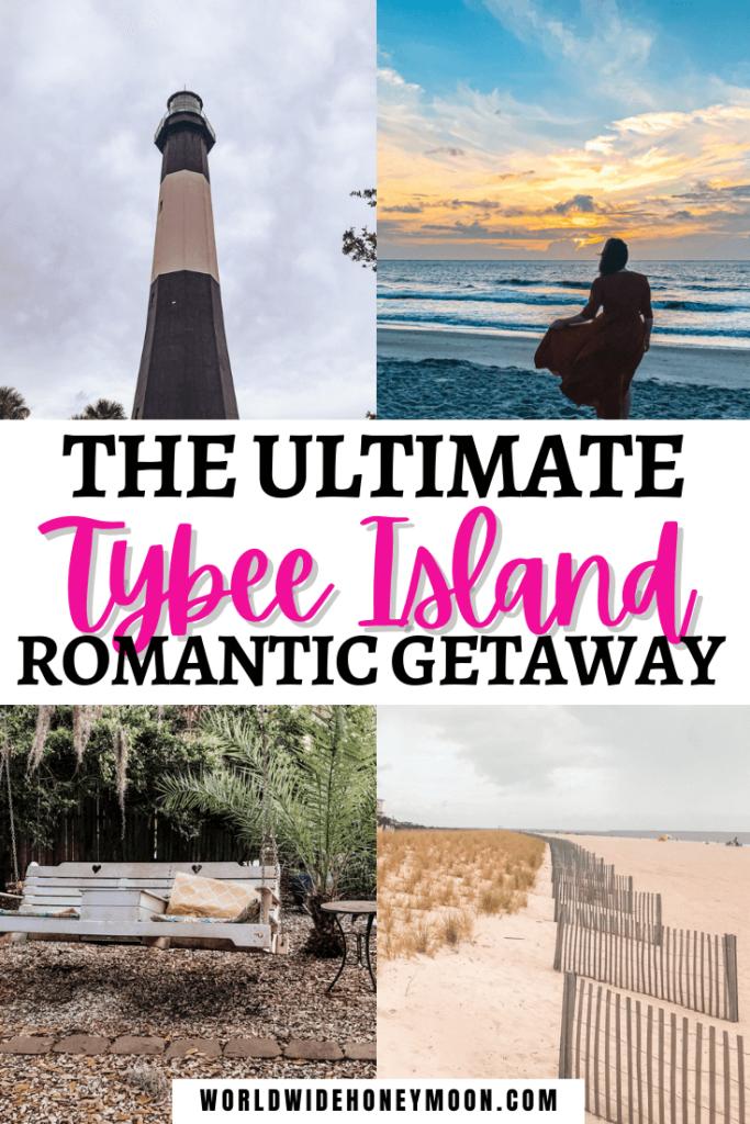 Tybee Island Romantic Getaway