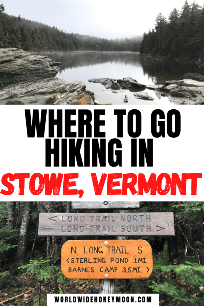 Where to Go Hiking in Stowe, Vermont