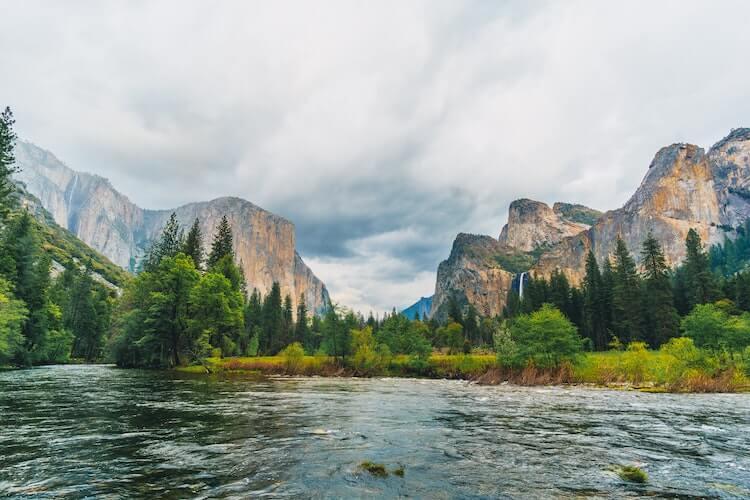 Yosemite National Park Honeymoon