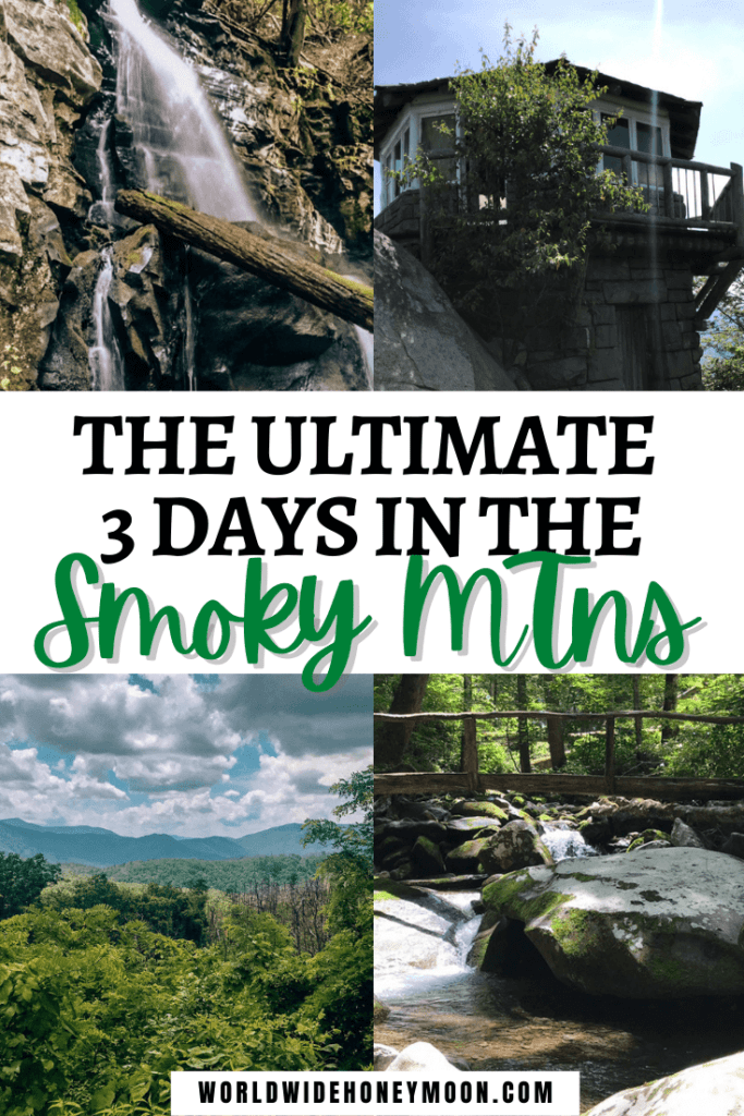 3 Days in the Smoky Mountains