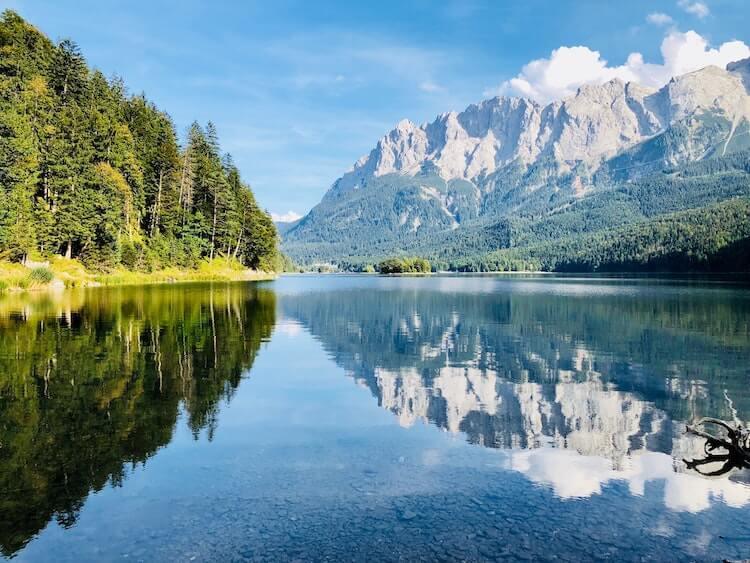 Bavaria mountains