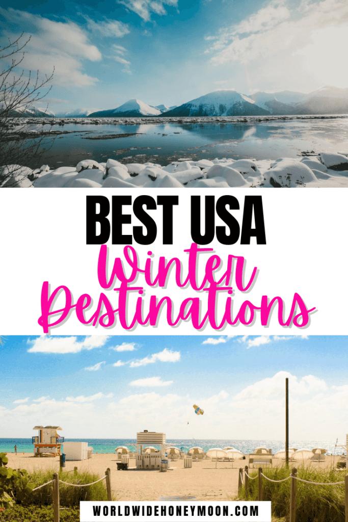 Best USA Winter Destinations