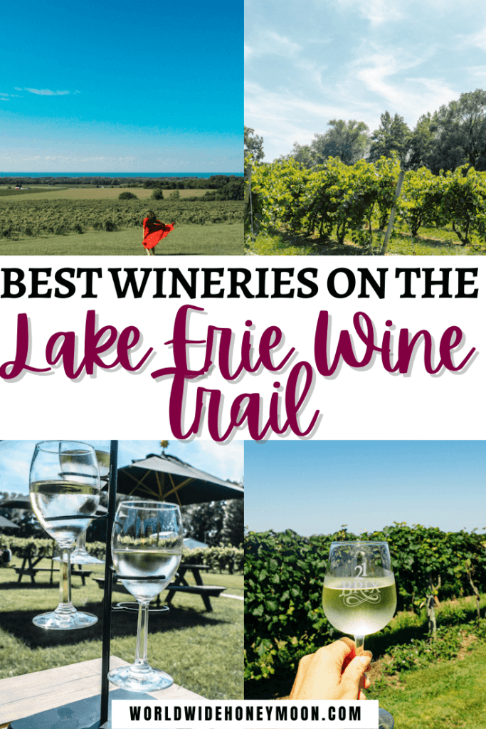 Best Wineries on the Lake Erie Wine Trail
