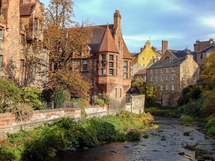 Scotland - October Honeymoon Destinations