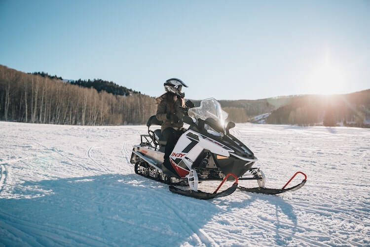 Snowmobiling - Things to do in Stowe VT