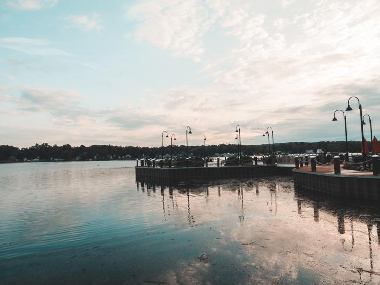 Things to do at Chautauqua Lake | Chautauqua Lake and views of Monkey Island