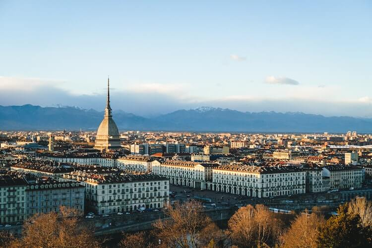 Turin, Italy - Where to Honeymoon in October