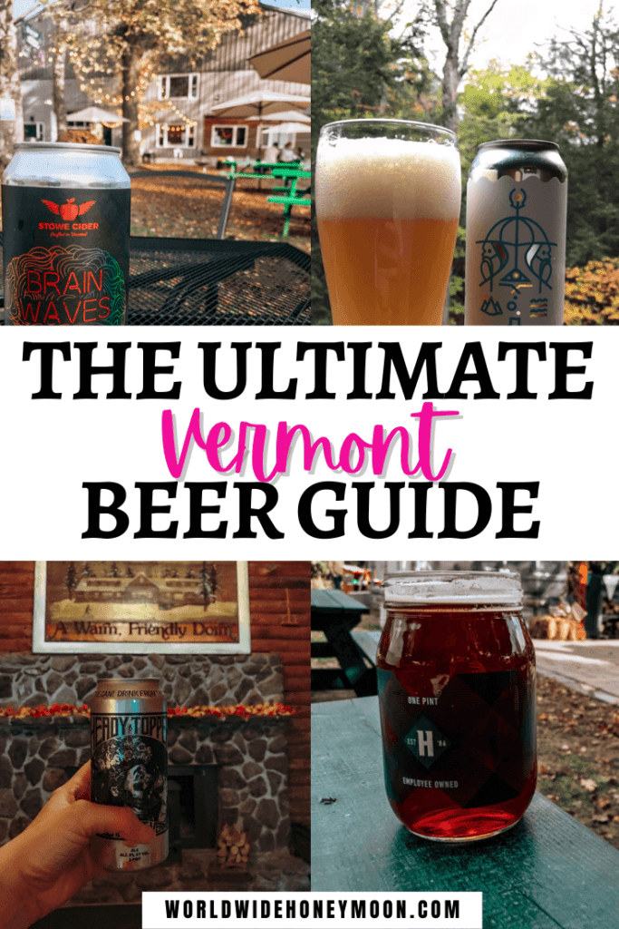 Ultimate Vermont Beer Guide