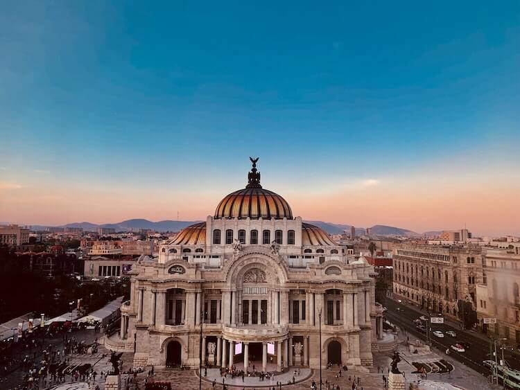 Where to Honeymoon in October - Mexico City