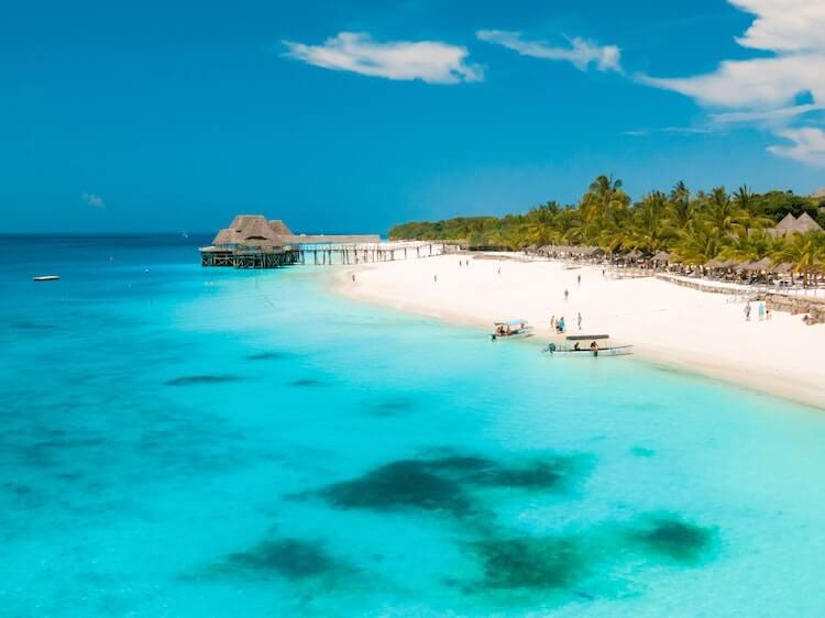 Zanzibar in Tanzania - October Honeymoon Destinations