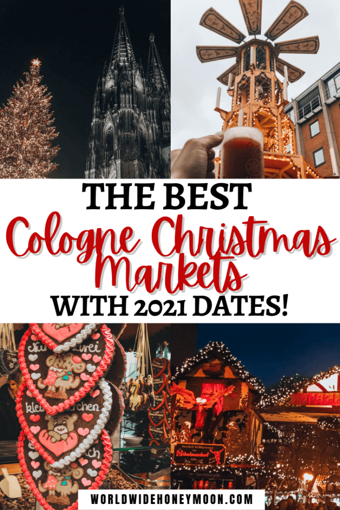 The Best Cologne Christmas Markets