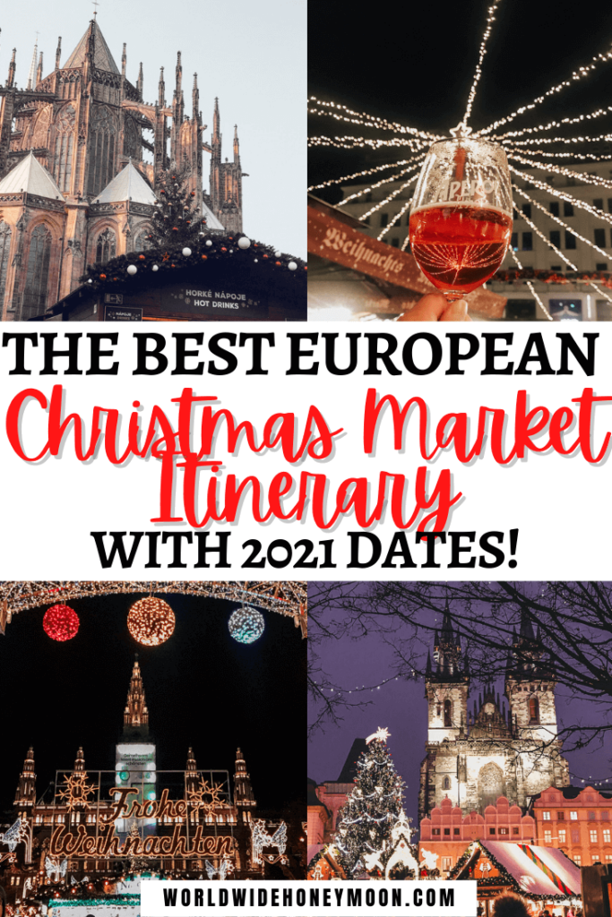 The Best European Christmas Market Itinerary