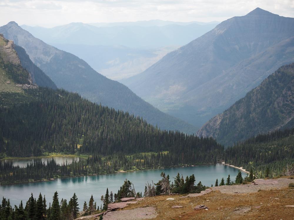 Hidden Lake Overlook in Glacier National Park | Itinerary for Glacier National Park