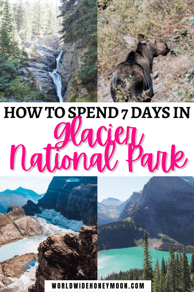 How to Spend 7 Days in Glacier National Park