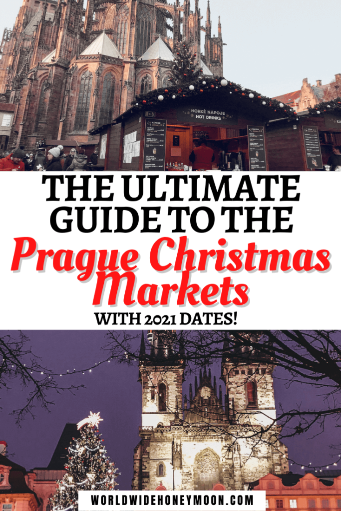 Ultimate Guide to the Prague Christmas Markets 2