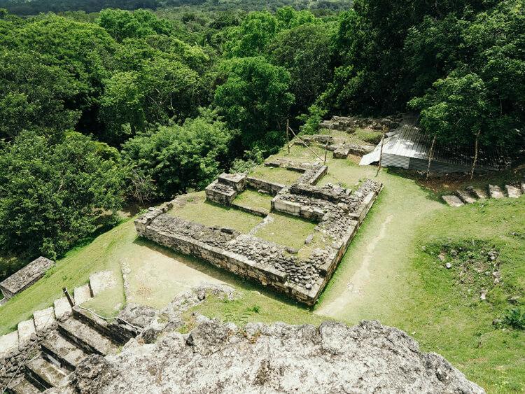 Ruins at Xunantunich